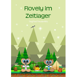 Flovely im Zeltlager
