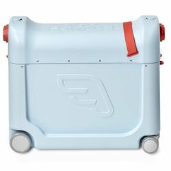 JetKids BedBox 4-Rollen Kindertrolley 36 cm blau