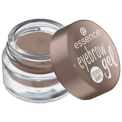 Essence Augenbrauen Augen-Make-up Augenbrauengel 3g Grau