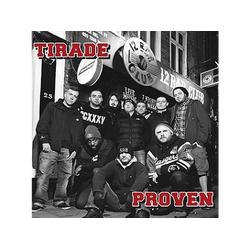 Tirade/Proven - Split (CD)