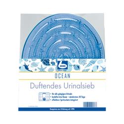 Dr. Becher Duftendes Urinalsieb, Für alle gängingen Urinale , Duftrichtung: Ocean