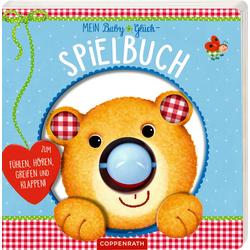 Mein BabyGlück-Spielbuch als Buch von