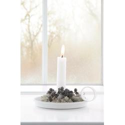 Ib Laursen Kerzenhalter IB Laursen Kerzenhalter Kammerleuchte weiß