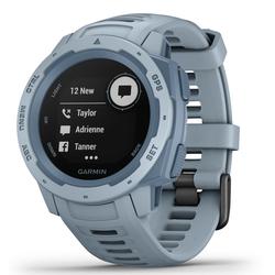 Garmin Instinct - Outdoor-Smartwatch Light Blue