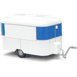 Busch 51750 H0 Nagetusch Verkaufswagen weiß-blau