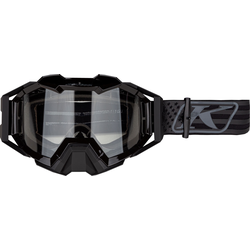 Klim Viper Pro OPS S20, Crossbrille photocromatisch - Schwarz/Grau Photochromic