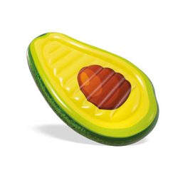 INTEX® Luftmatratze Yummy Avocado