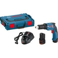 Bosch GTB 12V-11 Professional inkl. 2 x 3,0 Ah + L-Boxx (06019E4004)