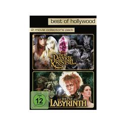 Der dunkle Kristall / Die Reise ins Labyrinth (Best Of Hollywood) DVD