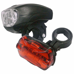 Fahrrad Beleuchtungsset