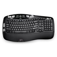 Logitech K350 Wireless Keyboard DE (920-004484)