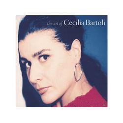 Cecilia Bartoli - The Art Of (CD)