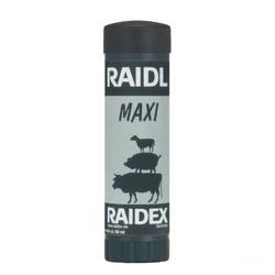 Viehmarkierungsstift »Raidex« markiert Alter, etc · schwarz