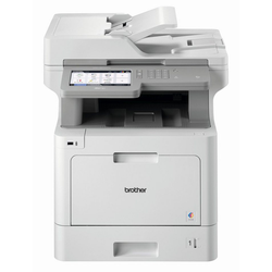 Brother WLAN 4-in-1 Farblaser-Mulitfunktionsdrucker Laserdrucker, (WLAN (Wi-Fi), NFC, LAN (Ethernet)