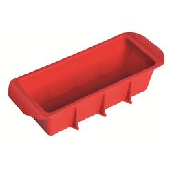 KAISER Königskuchenform FLEXO 25 cm Silikon rot
