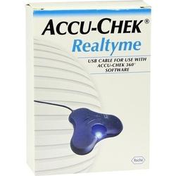 ACCU CHEK 360° Realtyme USB Kabel 1 St