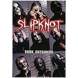 Slipknot - Rank Outsiders - DVD  Filme