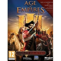 Age of Empires III - Complete Collection (PEGI) (PC)