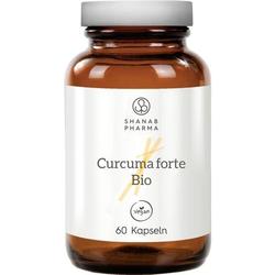 Curcuma forte Bio + Bioperine - Vegan