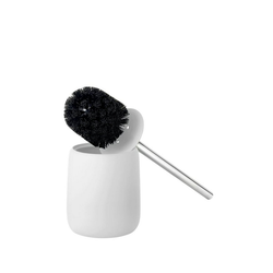 BLOMUS Toilettenpapierhalter WC-Bürste SONO weiß