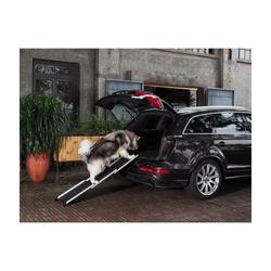Dehner Hunde-Geschirr Hunderampe Stairway, 161 x 42 cm