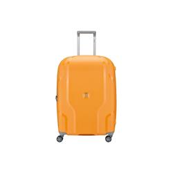Delsey Trolley Clavel 4-Rollen-Trolley 71 cm erw., 4 Rollen orange