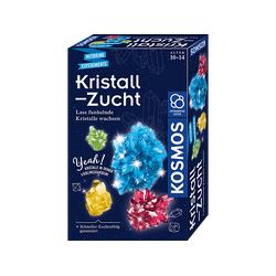 KOSMOS Kristall-Zucht Experimentierkasten, Mehrfarbig