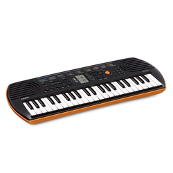 CASIO Keyboard Mini-Keyboard SA-76, mit 44 Minitasten