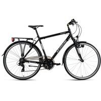 KS-CYCLING Canterbury 2020 28 Zoll RH 53 cm schwarz matt
