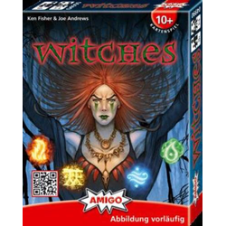 Amigo Kartenspiel Witches 4990