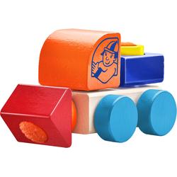 Selecta Stapelspielzeug Klettini Lastwagen bunt Kinder Steck- Baby Kleinkind