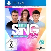 Sony Let's Sing 2020 mit deutschen Hits (USK) (PS4)