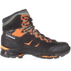 Lowa Camino GTX M schwarz/orange 44,5