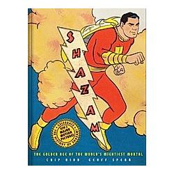 Shazam!  Film Tie-In. Chip Kidd  - Buch