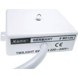 Kemo M013N Dämmerungsschalter Baustein 230 V/AC