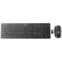 HP Wireless Business Slim Tastatur DE Set (N3R88AA#ABD)