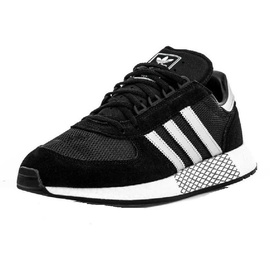 adidas Marathon Tech core black/silver met./cloud white 44 2/3