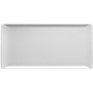Thomas Loft Weiß Platte 30 x 15 cm flach