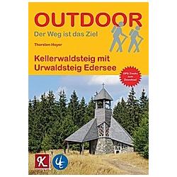 Kellerwaldsteig mit Urwaldsteig Edersee. Thorsten Hoyer  - Buch