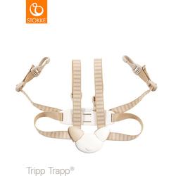 Stokke® Sicherheitsgurt Tripp Trapp®, beige - beige