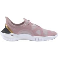 Nike Free RN 5.0 W plum chalk/metallic gold/platinum violet 40
