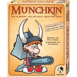 Pegasus Spiele Munchkin 1 Grundspiel 17211G
