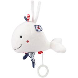 Fehn Spieluhr Ocean Club Wal weiß Kinder Spieluhren Baby Kleinkind