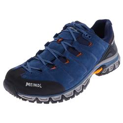 Meindl VEGAS Jeans Orange Herren Hiking Schuhe, Grösse: 41.5 (7.5 UK)