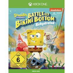 Spongebob SquarePants: Battle for Bikini Bottom - Rehydrated Xbox One USK: 6