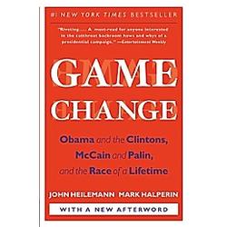 Game Change. John Heilemann  - Buch