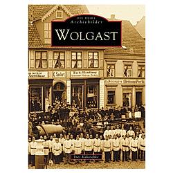 Wolgast. Ines Kakoschke  - Buch
