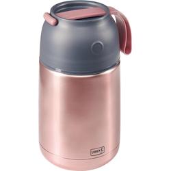 Lurch Thermoflasche, Edelstahl, 680 ml rosa