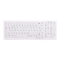 Active Key AK-C7000 Tastatur DE weiß (AK-C7000F-FU1-W/GE)