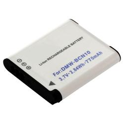 Akku wie Panasonic DMW-BCN10 für Panasonic Lumix DMC-LF1